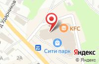 Схема проезда до компании МТС в Новокуйбышевске
