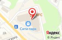 Схема проезда до компании Мой первый обувной в Новокуйбышевске