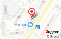 Схема проезда до компании Вена в Новокуйбышевске