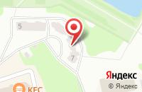 Схема проезда до компании Регионстрой в Новокуйбышевске