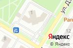 Схема проезда до компании Рус Строй в Новокуйбышевске