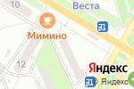 Схема проезда до компании Сурикат в Новокуйбышевске