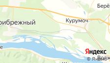 Отели города Мастрюково на карте