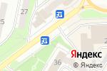 Схема проезда до компании Роспечать в Новокуйбышевске