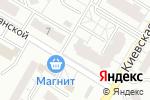 Схема проезда до компании StandArt в Новокуйбышевске