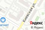 Схема проезда до компании Объединенная страховая компания в Новокуйбышевске