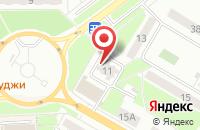 Схема проезда до компании Корпорация Свободного Общения в Новокуйбышевске