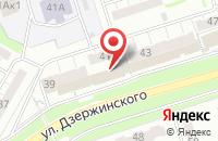 Схема проезда до компании 1xBet в Новокуйбышевске