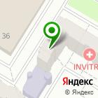 Местоположение компании Поклёвка