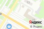 Схема проезда до компании Пятерочка в Новокуйбышевске