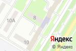 Схема проезда до компании Ювелирная мастерская в Новокуйбышевске