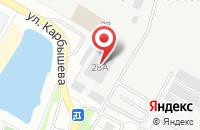Схема проезда до компании Торговые Автоматы в Новокуйбышевске