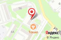 Схема проезда до компании Сталь в Новокуйбышевске
