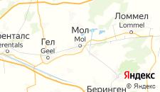 Отели города Мол на карте