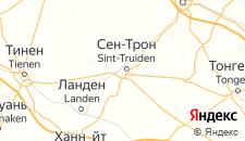 Отели города Синт-Трёйден на карте