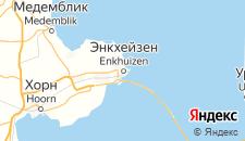 Отели города Энкхейзен на карте