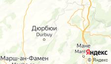 Отели города Бомаль на карте