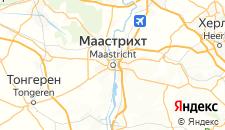 Отели города Маастрихт на карте