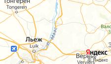Отели города Ришель на карте
