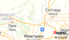 Отели города Маасмехелен на карте