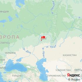 Weather station 88873 in Vlast Truda, Samara Region, Russia