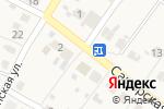 Схема проезда до компании Тони в Ширяево