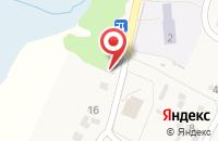 Схема проезда до компании Почтовое отделение в Ширяево