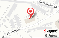 Схема проезда до компании Комьюнити в Кирово-Чепецке