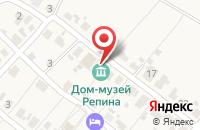 Схема проезда до компании Дом-музей поэта А. Ширяевца в Ширяево