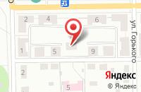 Схема проезда до компании Молодежный Культурно-Спортивный Центр  в Кирово-Чепецке