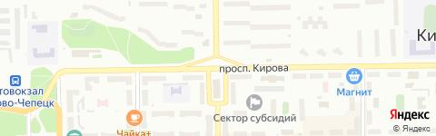 613040, г.Кирово-Чепецк, пер. Пожарный ,2