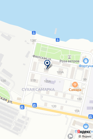 11-Е ОТДЕЛЕНИЕ на карте Самары