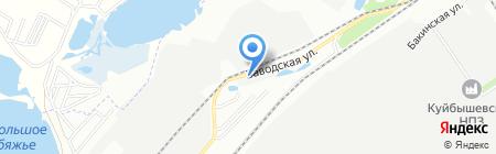 Термопроект-С на карте Самары