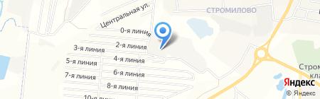 KROHNE инжиниринг на карте Самары