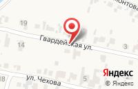Схема проезда до компании Защитные Технологии в Волжском