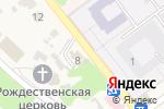 Схема проезда до компании Пункт полиции в Рождествене