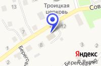 Схема проезда до компании СЫСОЛЬСКИЙ ЛЕСХОЗ в Визинге
