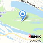 Волжанка на карте Волжского