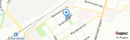 Отдел по работе с обращениями граждан на карте Самары
