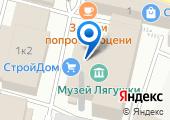 Центр отделочных материалов на карте