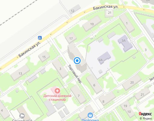 Товарищество собственников жилья «Лидер+» на карте Самары