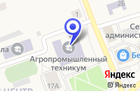Схема проезда до компании ПРОФЕССИОНАЛЬНОЕ УЧИЛИЩЕ № 21 в Визинге