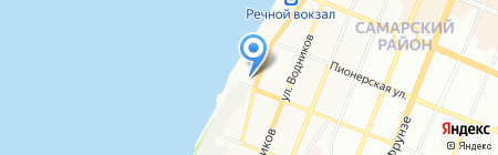 Pit Stop на карте Самары