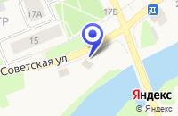 Схема проезда до компании ОПТОВАЯ БАЗА ПЛЕШЕВ П.А. в Визинге
