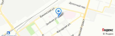 Валенсия на карте Самары