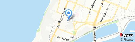 АРТ ДИЗАЙН ВОЛГА на карте Самары