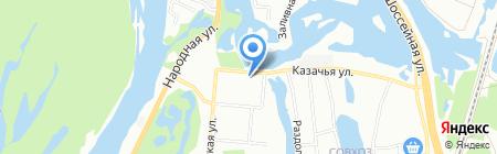 ЖилЭнерго на карте Самары