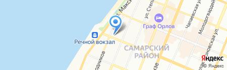 АркатурА на карте Самары