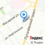 Детская музыкальная школа им. П.И. Чайковского на карте Самары
