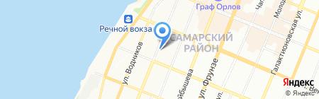 ПРО.краска на карте Самары